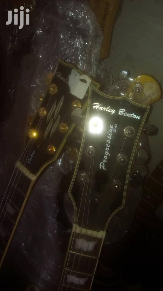 Archive: Eletric Guitar/Harley Benton