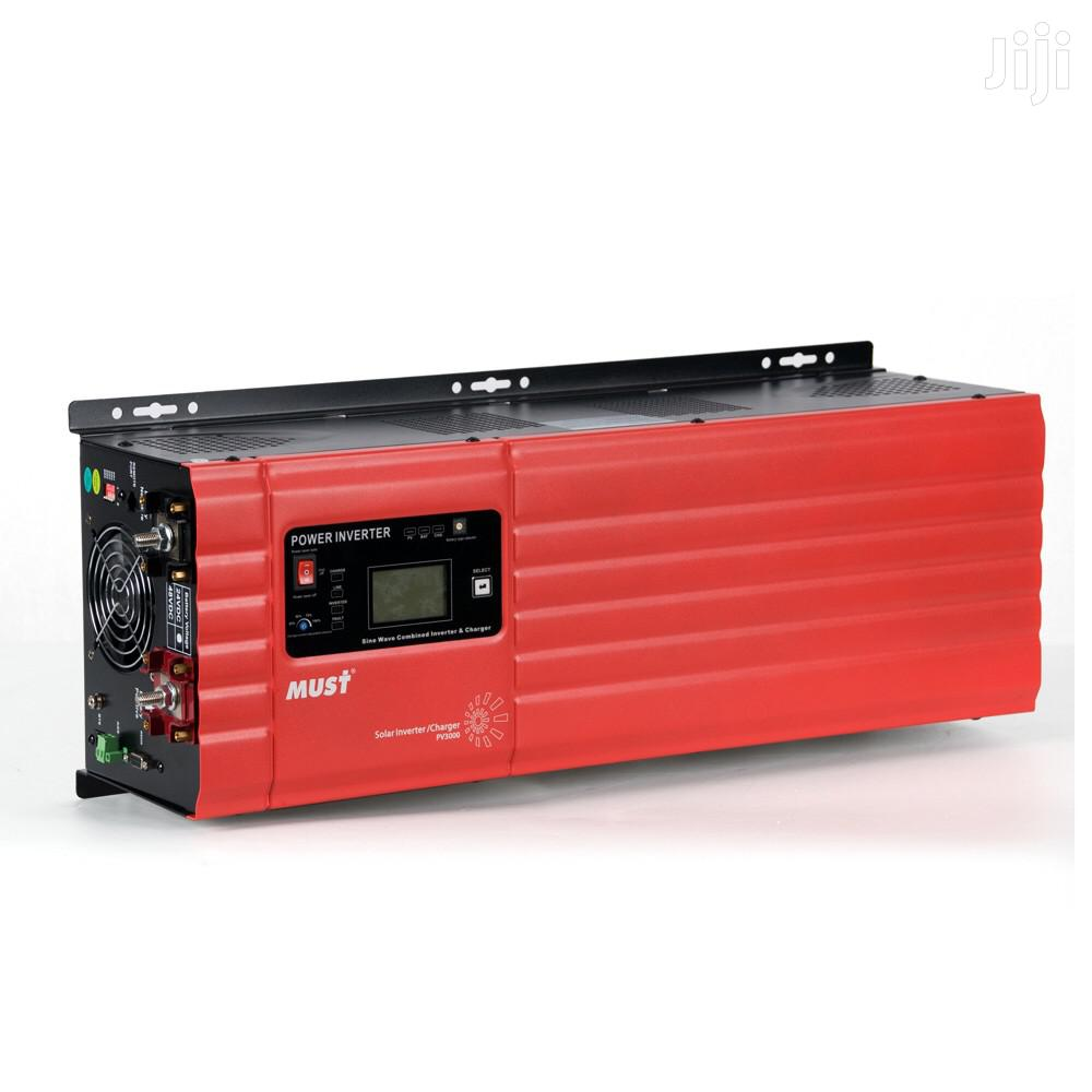 Archive: 5kw Must Power Inverter