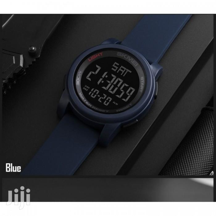 Skmei Led Display Military Sports Watck | Watches for sale in Achimota, Greater Accra, Ghana