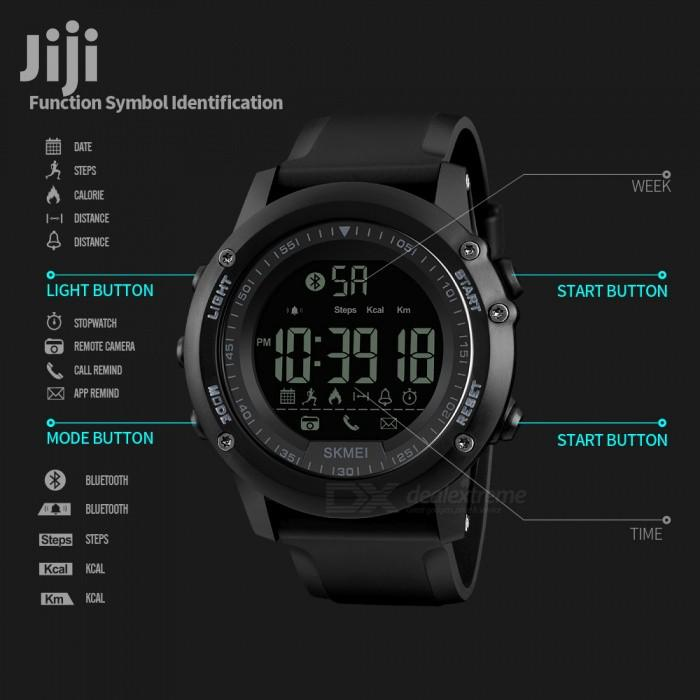 Bluetooth Digital Watch Sports Watch | Watches for sale in Achimota, Greater Accra, Ghana