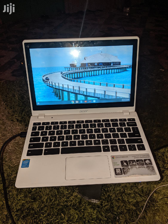 Archive: Acer Chromebook C720p 40gb 2gb