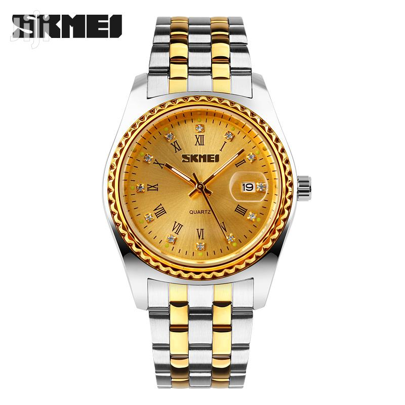 Archive: Skmei Gold Chain Watch