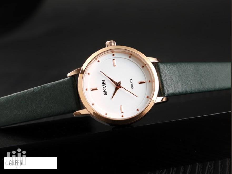 New Arrival Water Resistant Quartz Watch Women Watches Leather Band | Watches for sale in Achimota, Greater Accra, Ghana