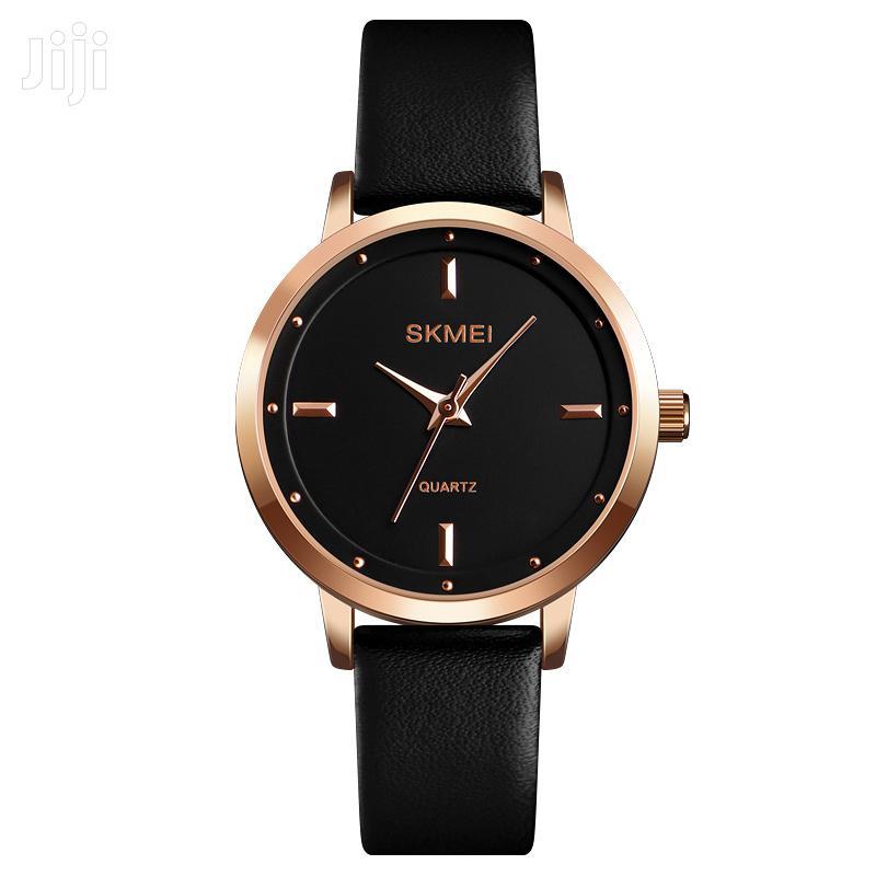 Skmei Leather Watch