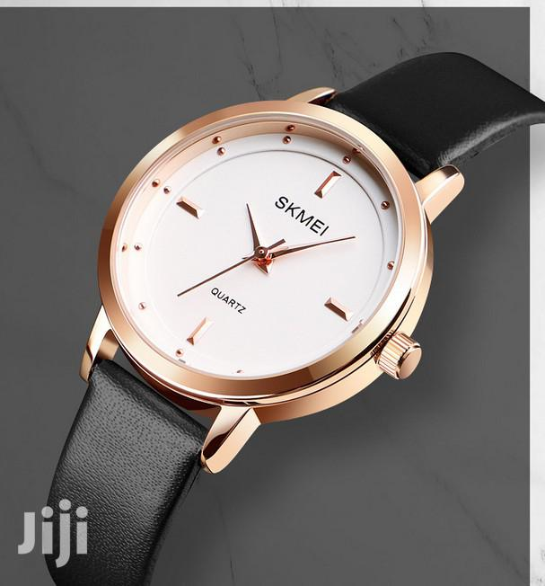 Leather Analogue Quartz Women's Watch | Watches for sale in Achimota, Greater Accra, Ghana