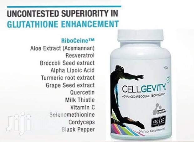Cellgevity | Vitamins & Supplements for sale in East Legon, Greater Accra, Ghana
