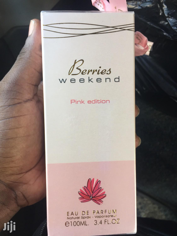 Weekend Berries Perfume