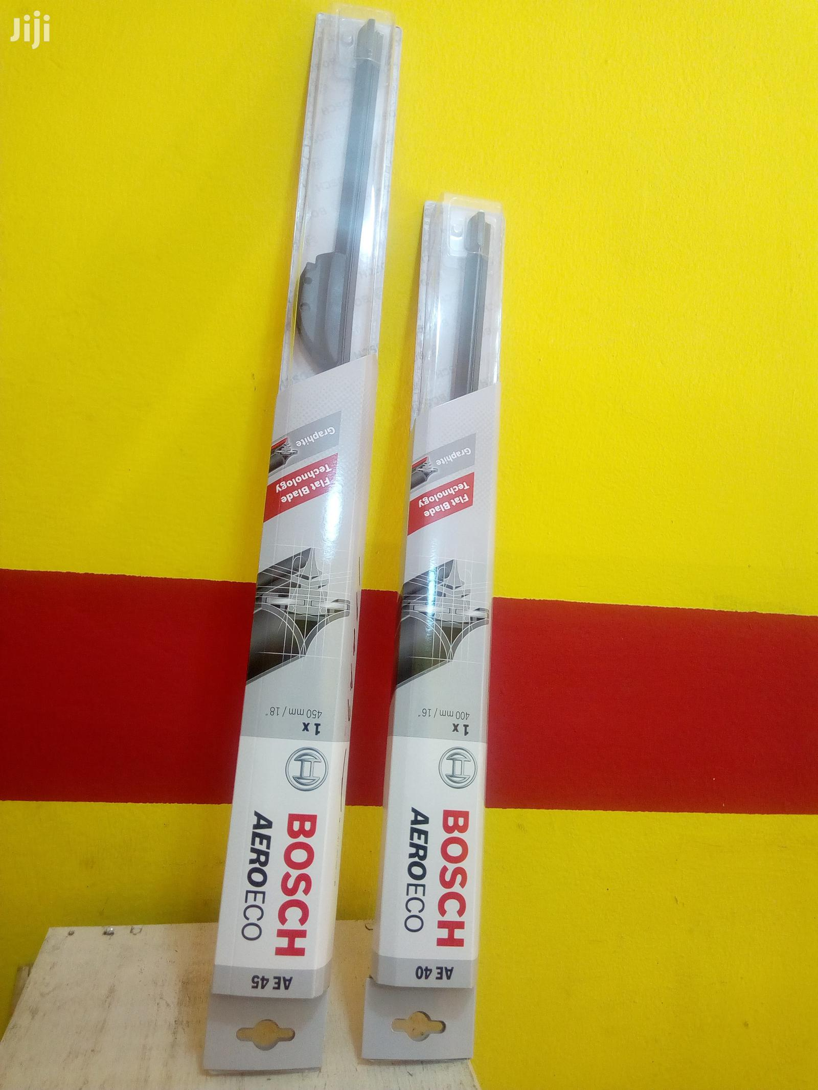 Bosch Wiper Blades For Cleaner Windscreen Glass + Delivery Nationwide