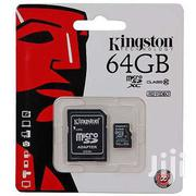 Kingston Digital 64GB Microsd | Accessories for Mobile Phones & Tablets for sale in Greater Accra, Dansoman