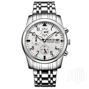 Silver Stainless North Chronograph Watch | Watches for sale in Greater Accra, Achimota