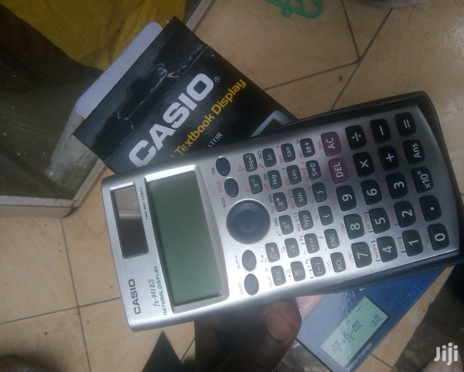 Scientific Calculator(991 ES)
