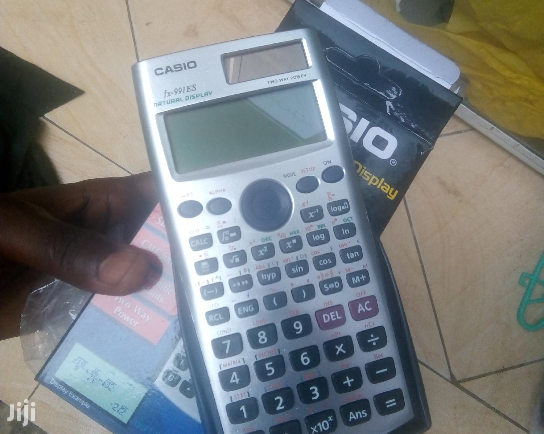 Scientific Calculator(991 ES) | Stationery for sale in Kumasi Metropolitan, Ashanti, Ghana