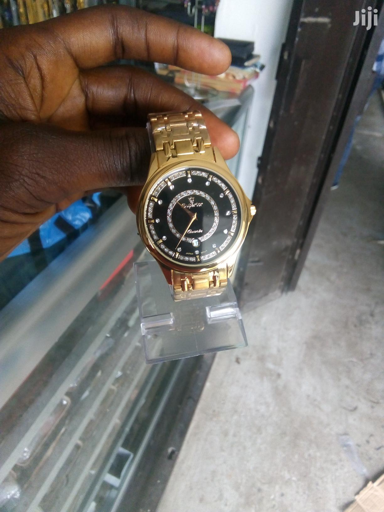 Superior Steel Watch
