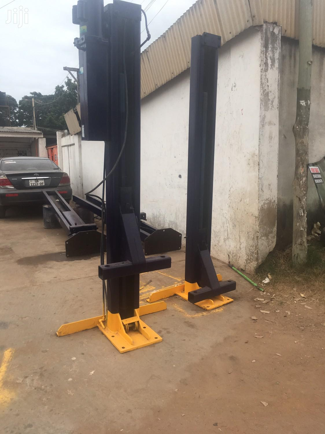 Two Post Car Lift | Heavy Equipment for sale in Dansoman, Greater Accra, Ghana