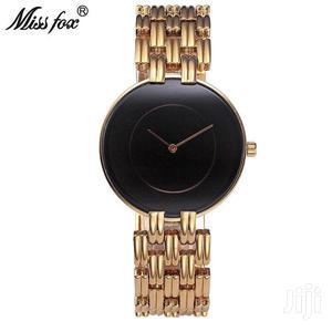 Classic Miss Fox Women Wrist Watch