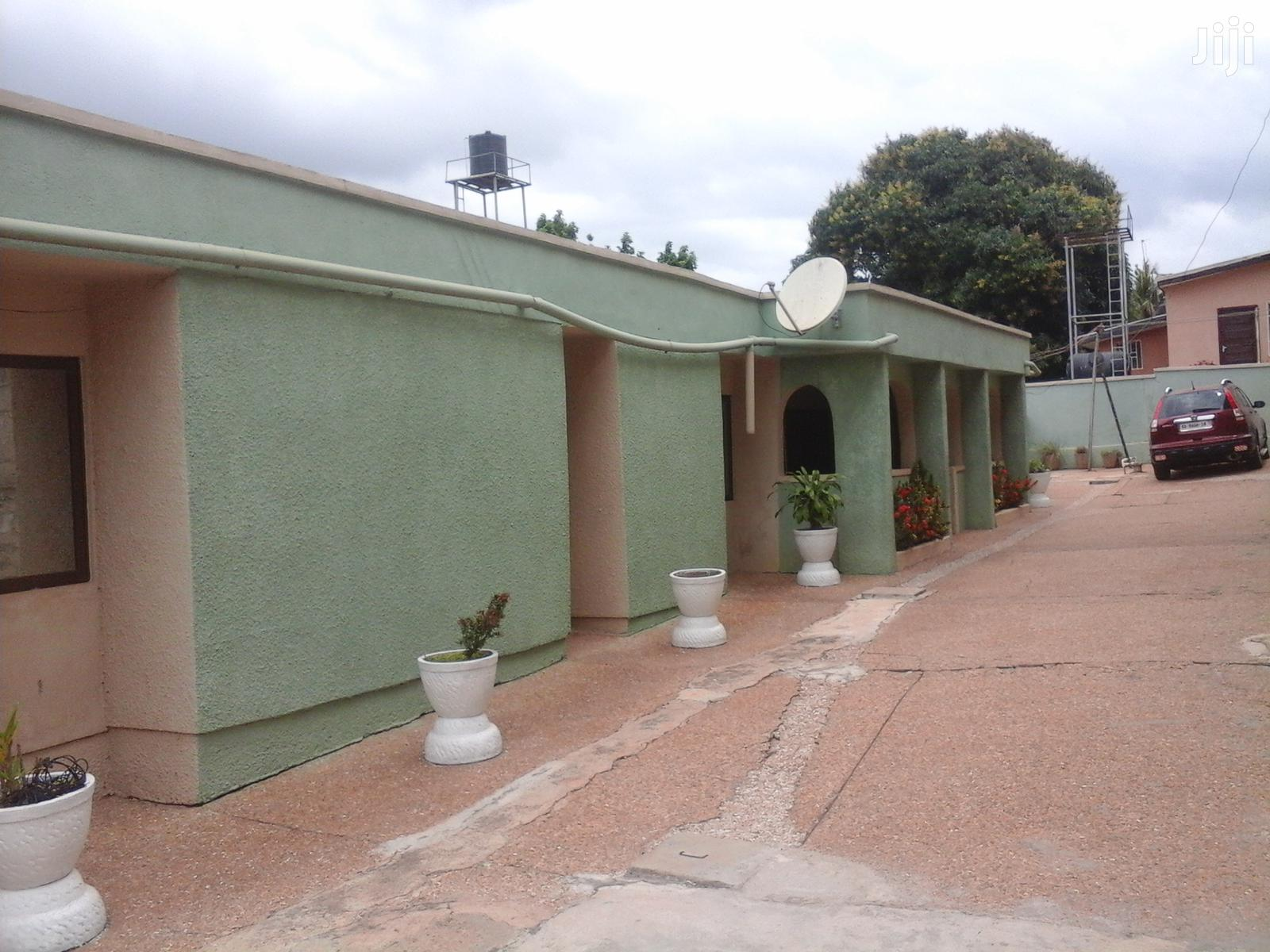 A Hostel And A House At Ayeduase, Near KNUST, Kumasi, For Sale