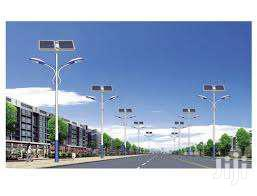 Smart Solar Powered Street Light With HD Camera | Solar Energy for sale in East Legon, Greater Accra, Ghana