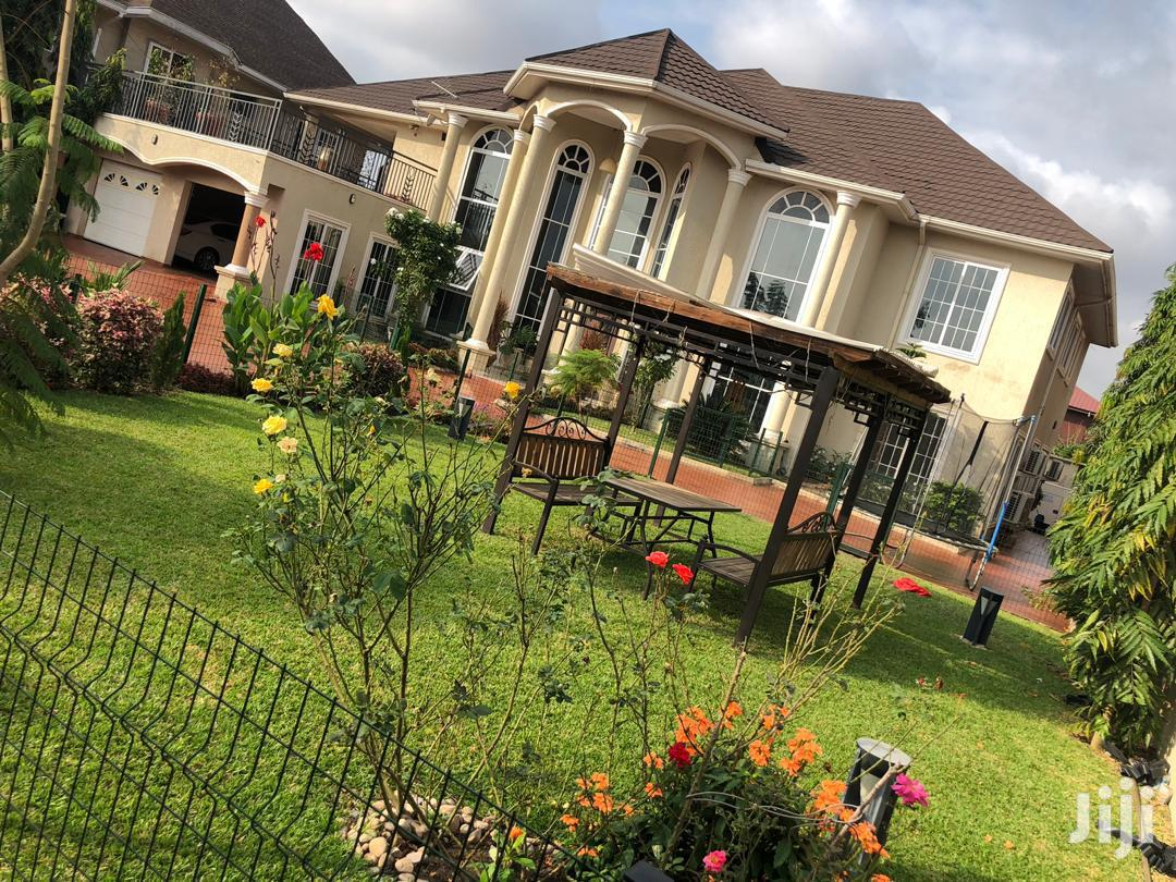 Archive: A Mansion At East Legon For Sale