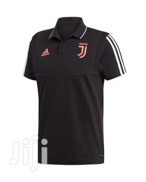 Juventus Black Polo | Clothing for sale in Greater Accra, Akweteyman