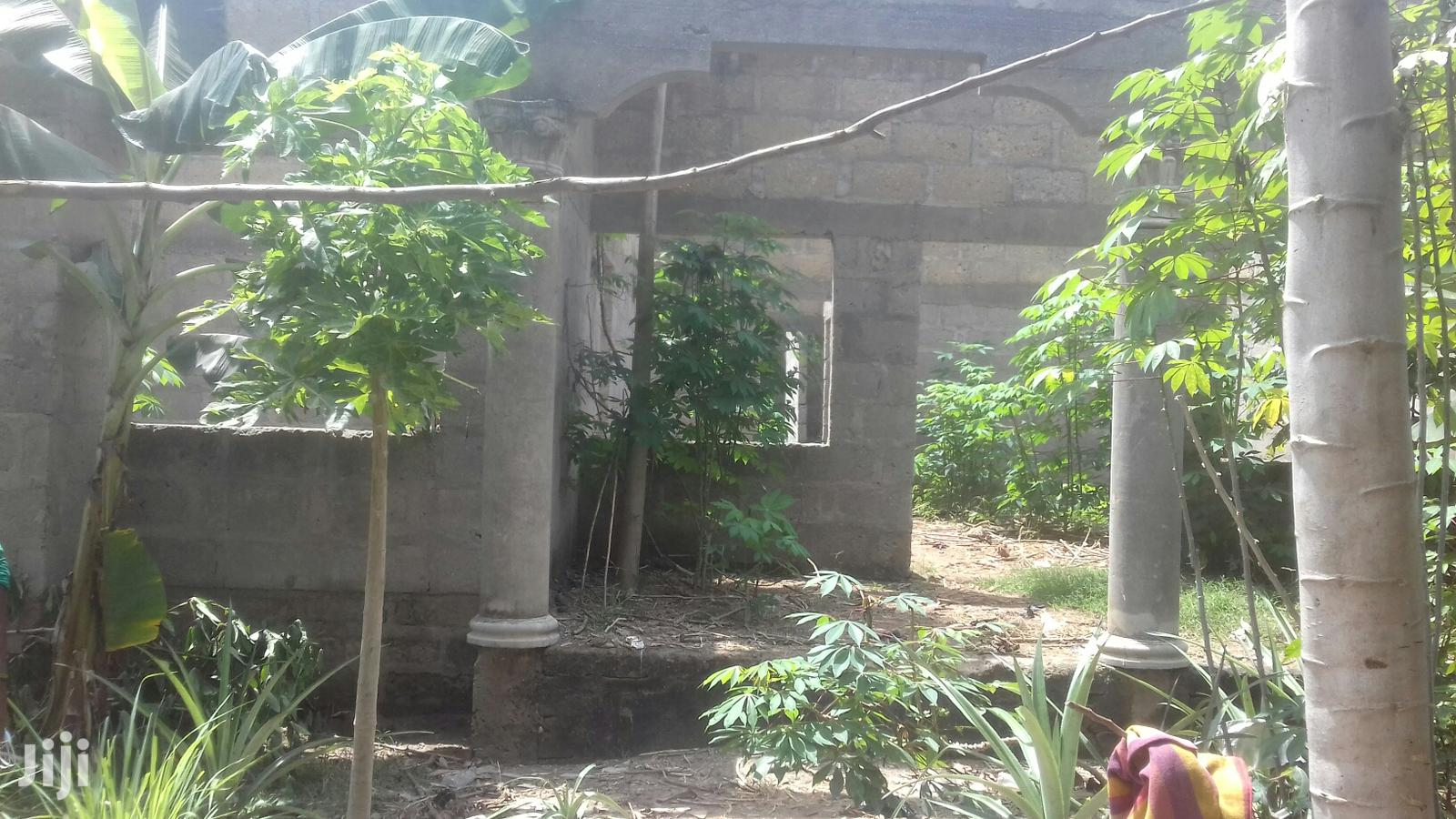 Archive: 4bed Uncompleted For Sale Tech Asokore Mampong PAKOSO