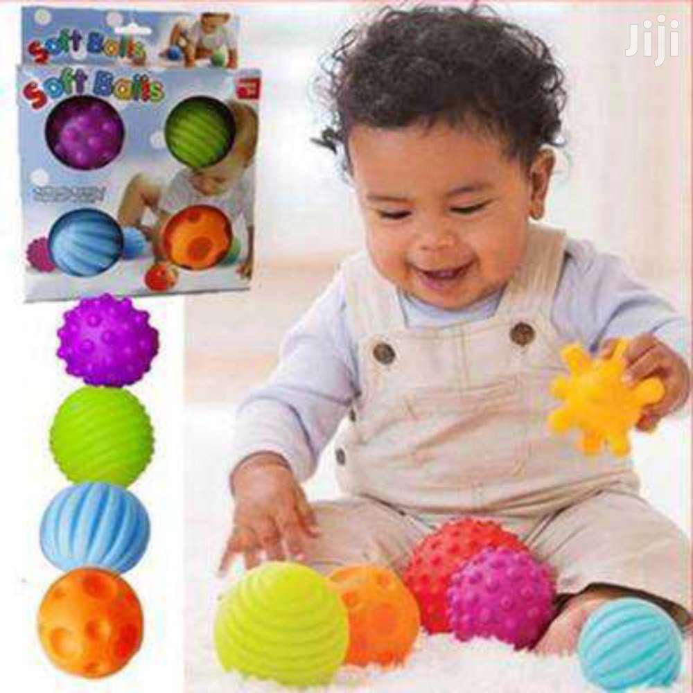 4 Pieces Baby Ball Toys   Toys for sale in Adenta Municipal, Greater Accra, Ghana