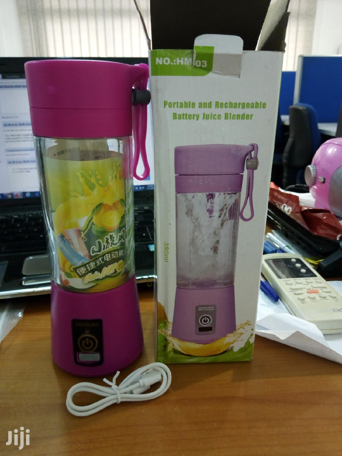 Rechargeable Smoothie Blender | Kitchen Appliances for sale in Achimota, Greater Accra, Ghana