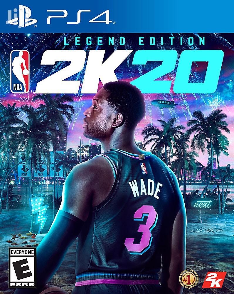 NBA 2K20 Ps4 Games