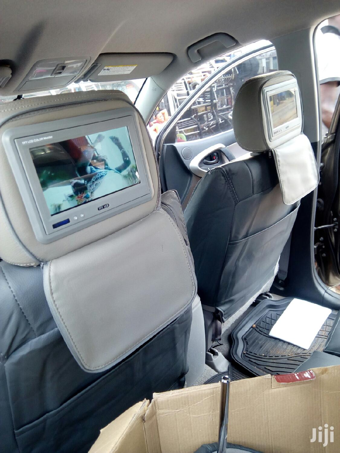 Archive: Car (Tv) Head Rest Monitor