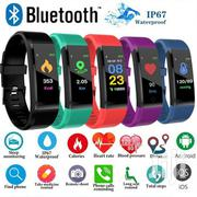 Smart Health & Fitness Watch Portable BP Monitor | Smart Watches & Trackers for sale in Greater Accra, Nungua East
