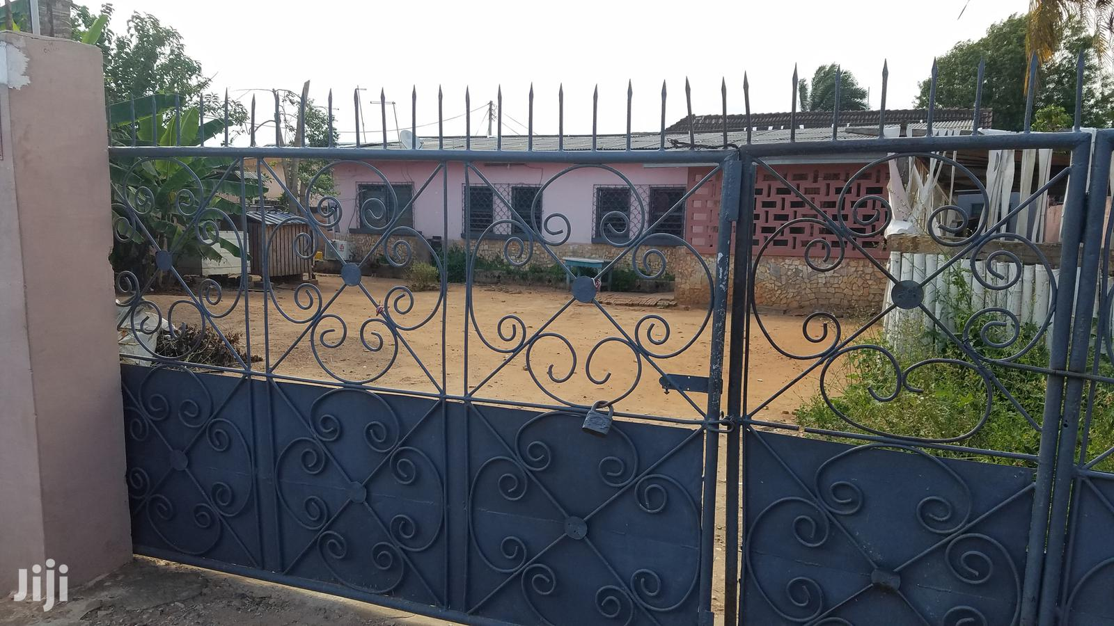 FOR LEASE 1 Plot Of (80' X 110') Fenced Land At ABELEMKPE, ACCRA | Land & Plots for Rent for sale in Abelemkpe, Greater Accra, Ghana