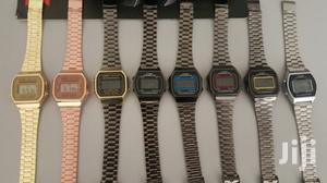 Brand New Casio Rose Gold Silver Gold Black Classic Stainless Steel