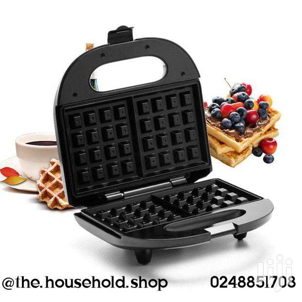Archive: Waffle Maker