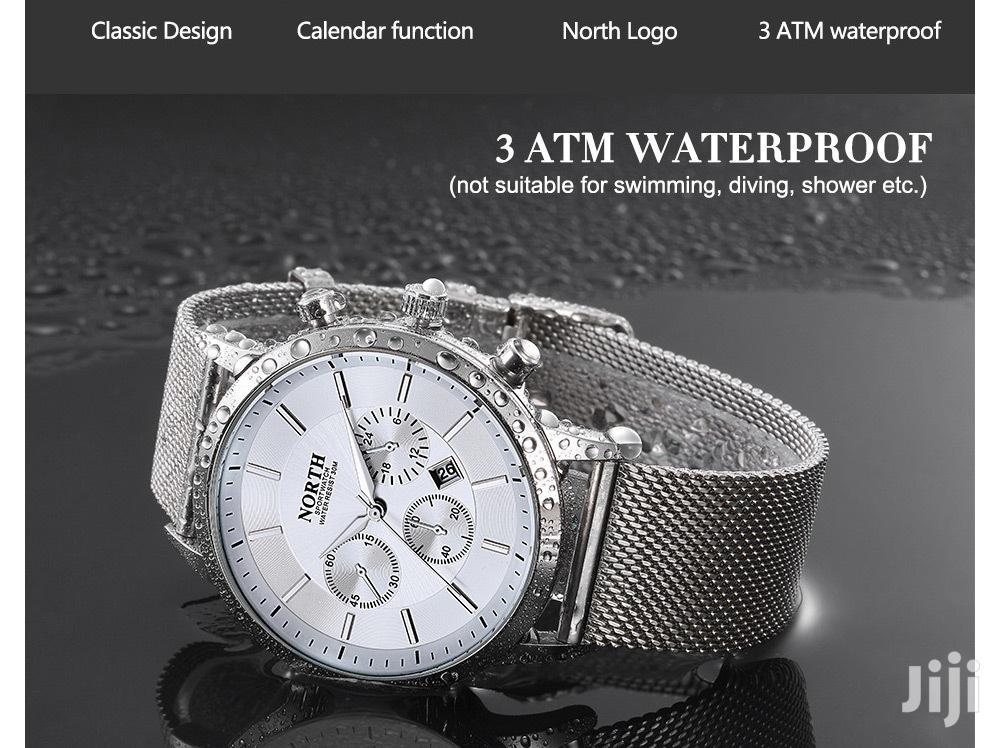 Archive: Luxury Fashion Chain Strap Watch