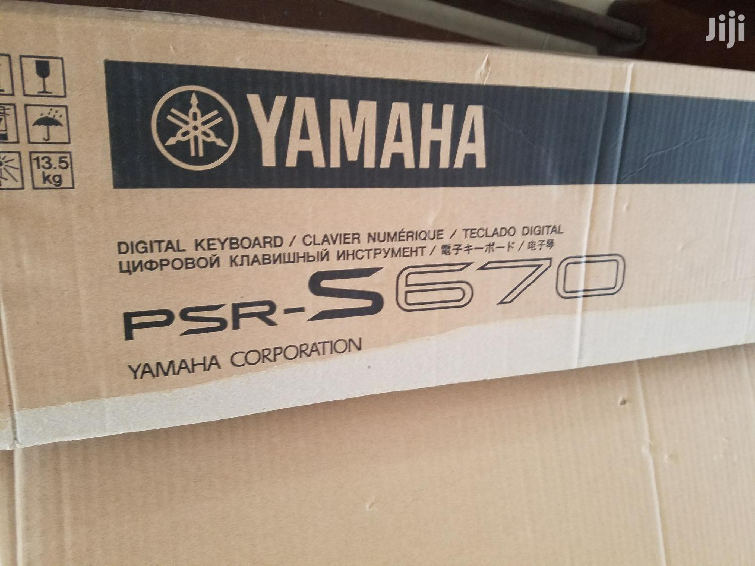 PSR S670 Workstation Arranger Yamaha