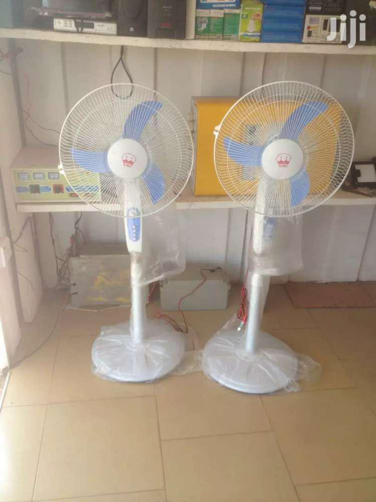 Solar Dc Standing Fan For Sell. Call Us Now | Solar Energy for sale in Kintampo North Municipal, Brong Ahafo, Ghana