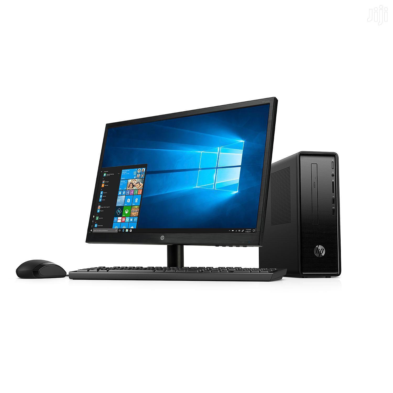 New Desktop Computer HP Slimline 290 8GB Intel Core i3 HDD 1T