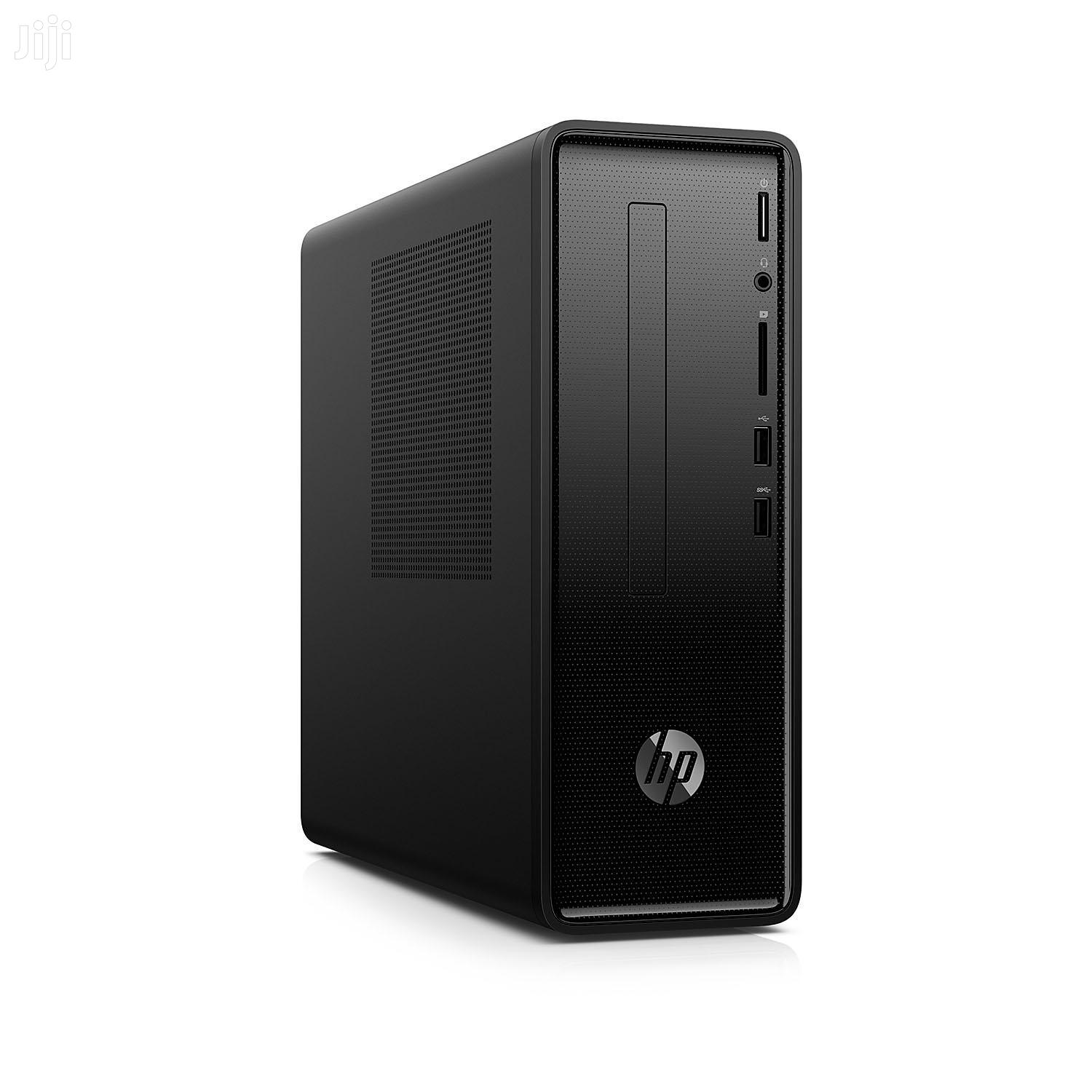 New Desktop Computer HP Slimline 290 8GB Intel Core i3 HDD 1T | Laptops & Computers for sale in South Kaneshie, Greater Accra, Ghana