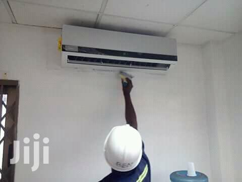 Installation Of Air Conditioning