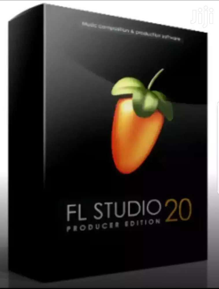 Archive: Fruity Loops Studio V20 For Mac/Win