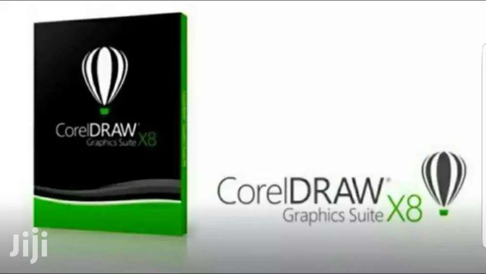 Archive: Corel Draw X8 PC (Full)