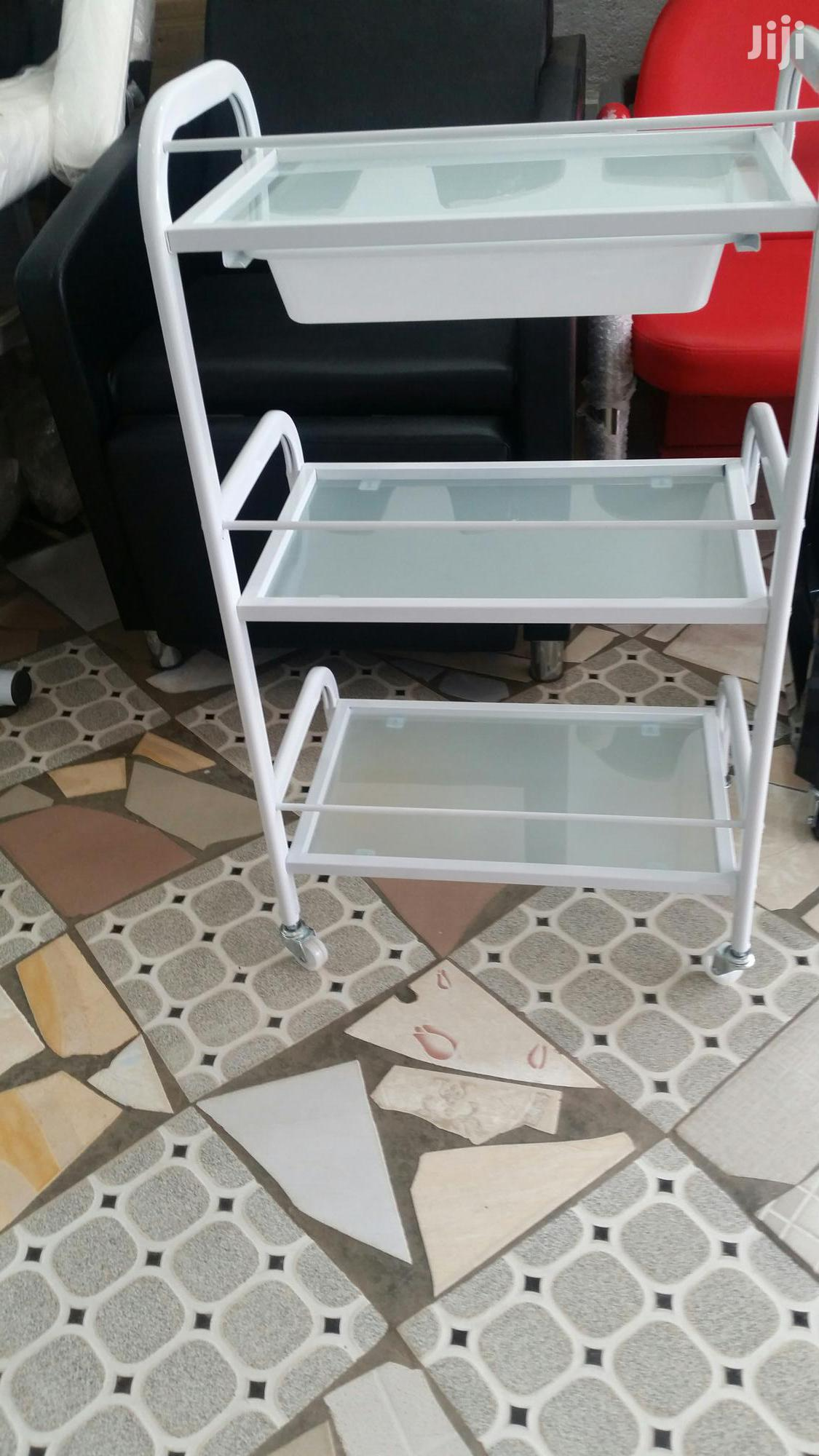 Manicure Trolley   Salon Equipment for sale in Kwashieman, Greater Accra, Ghana