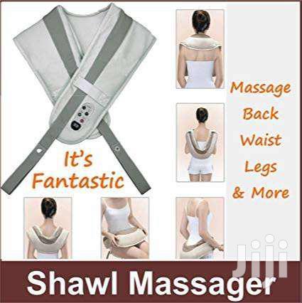 Archive: Body & Cervical Massage Shawl