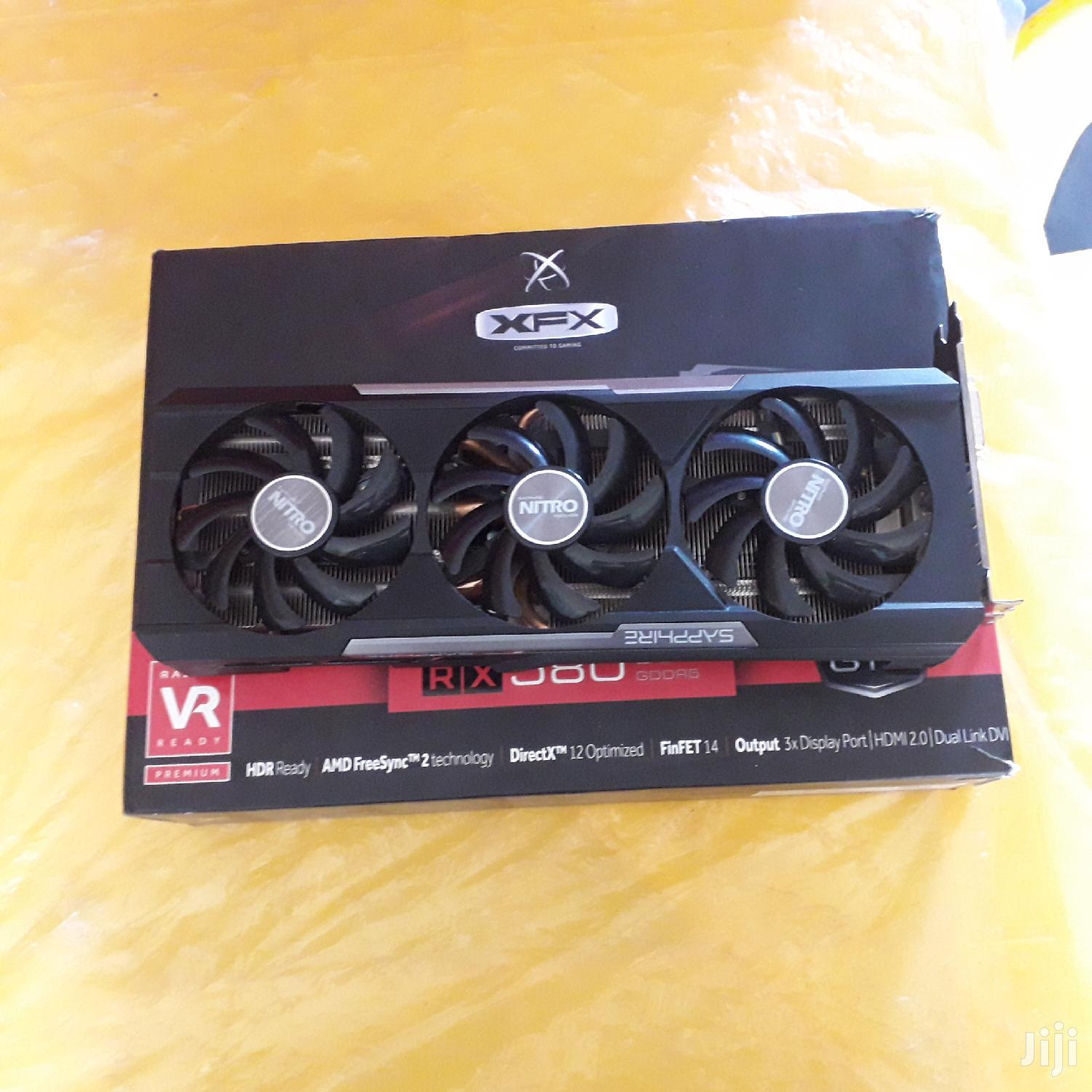 Shappire R9 390 8gb Graphics Card | Computer Hardware for sale in Tema Metropolitan, Greater Accra, Ghana