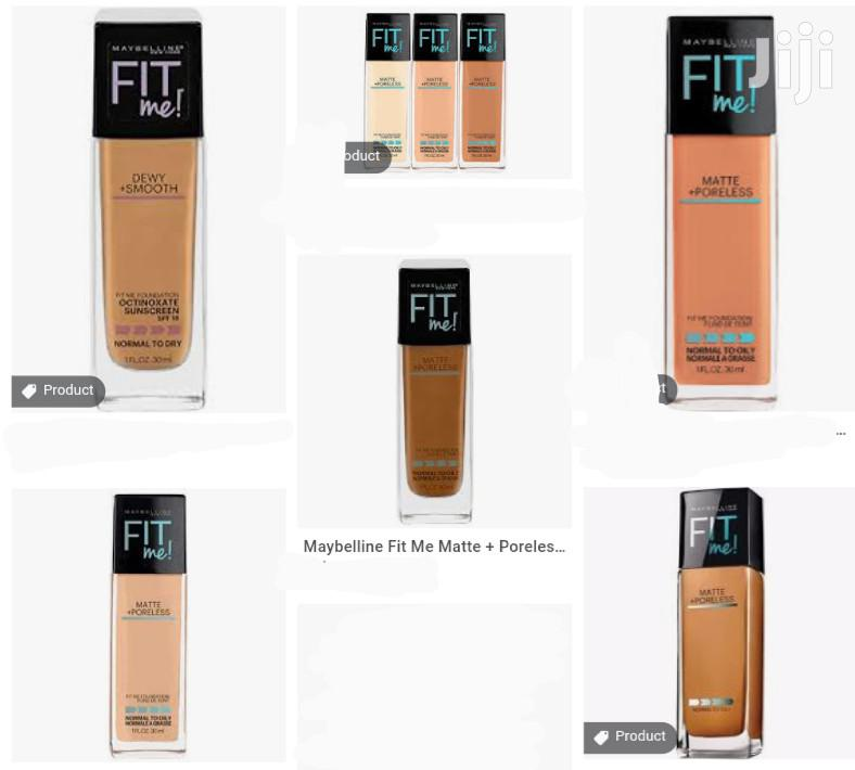 Makeup Foundation Brands | Health & Beauty Services for sale in East Legon, Greater Accra, Ghana