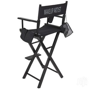 Professional Makeup Artist Directors Chair | Furniture for sale in Greater Accra, Adenta
