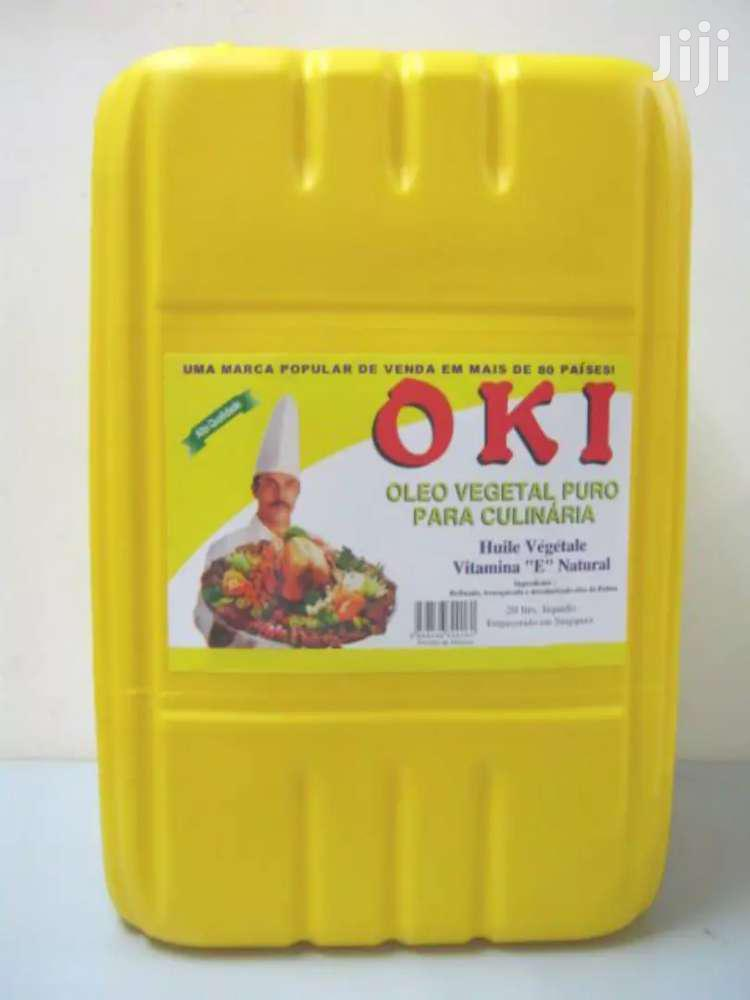 OKI Cooking Oil For Sale