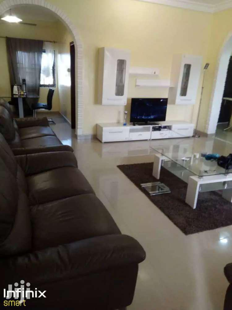 Fully Furnish Chamber And Hall Self-contained For Rent At Dzorwulu
