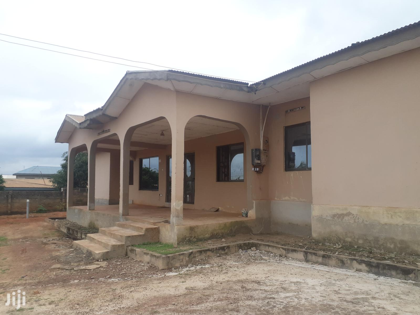 Archive: Affordable House In Kumasi