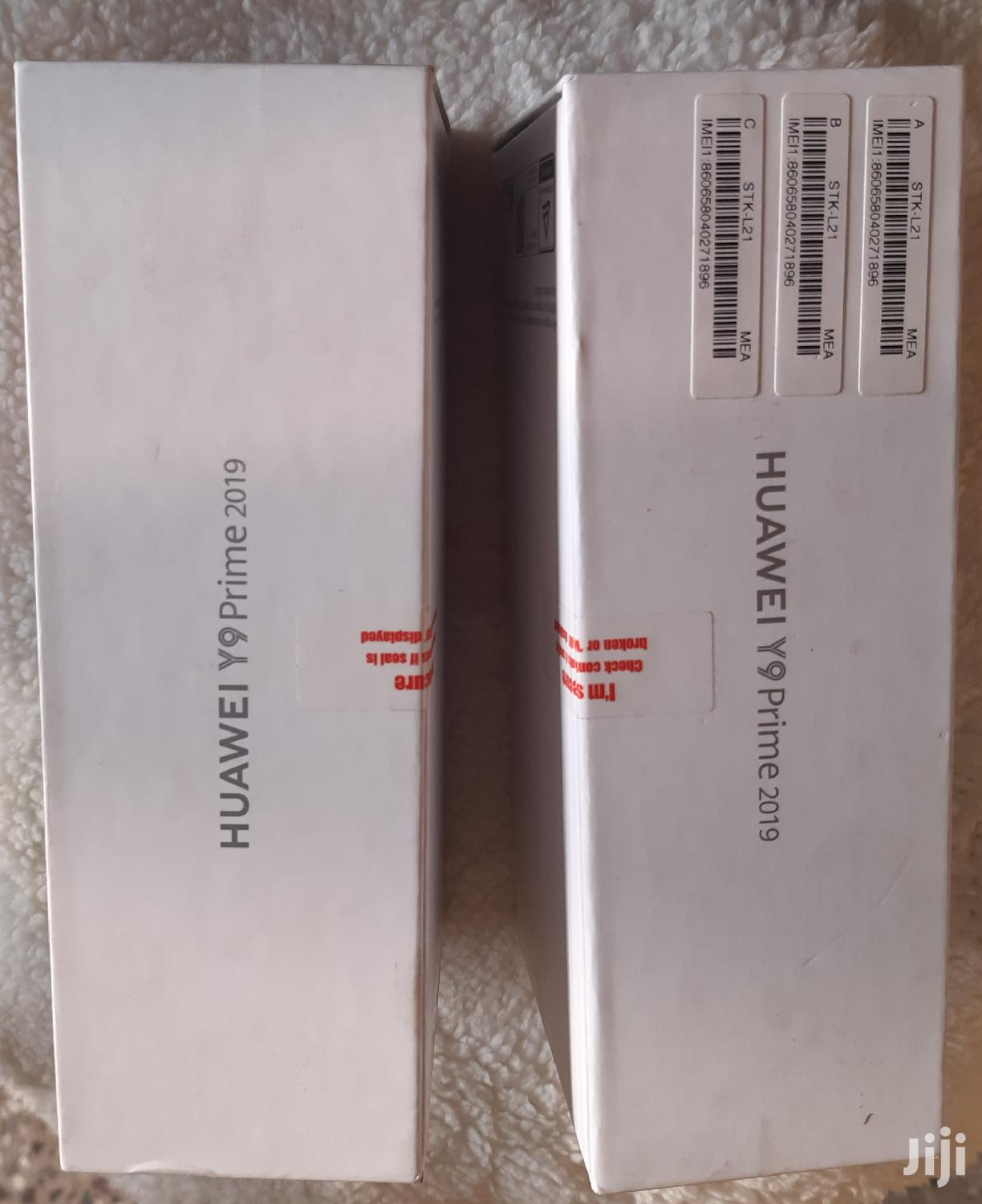 New Huawei Y9 Prime 128 GB Black | Mobile Phones for sale in Avenor Area, Greater Accra, Ghana