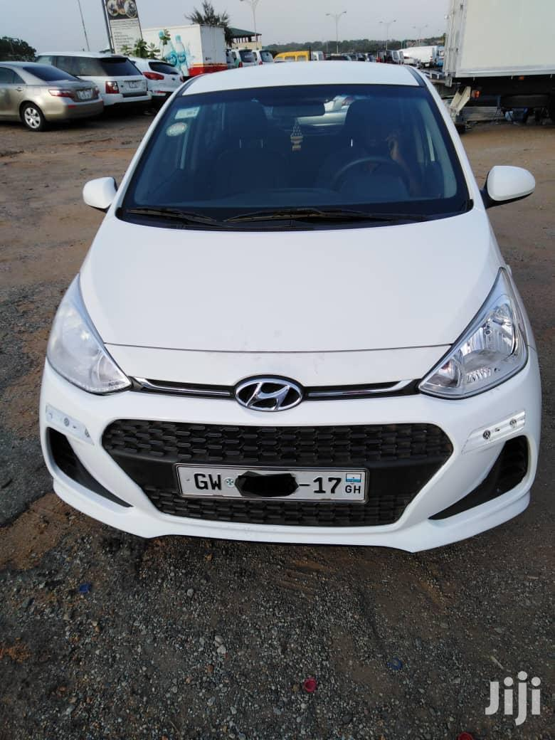 Hyundai i10 2017 White | Cars for sale in Okponglo, Greater Accra, Ghana